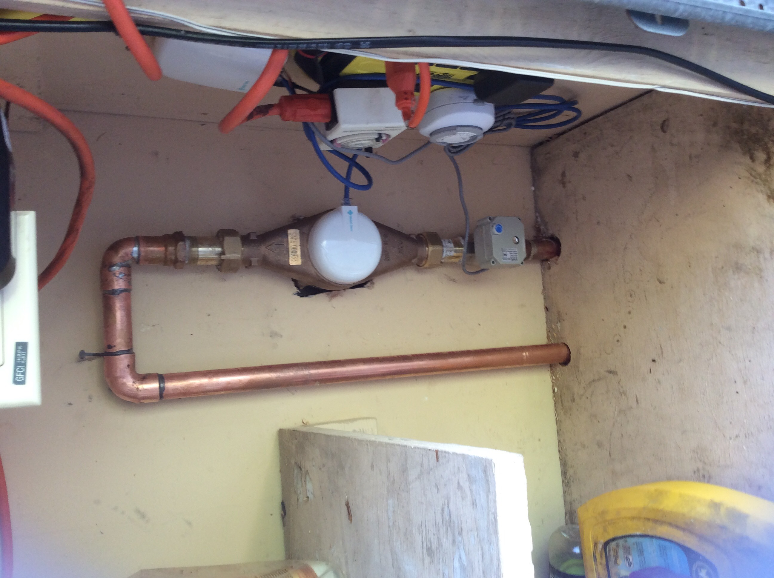 Water Hero Water Leak Detector