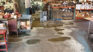 Burst Pipe Protection With Automatic Shut Off For Commercial Buildings