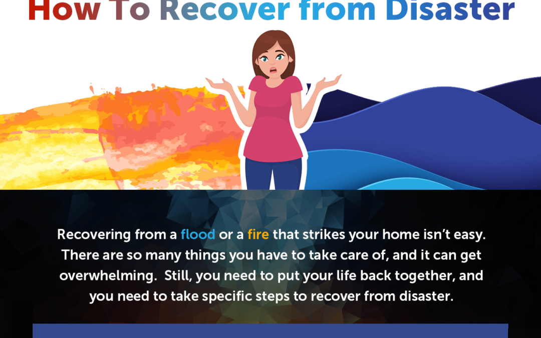 How to Prevent & Clean Up After a House Fire or Flood