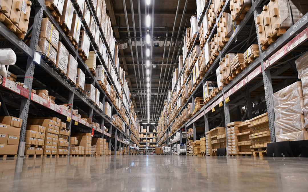 Commercial Leak Detection and Automatic Water Shut Off for Warehouses (Podcast)